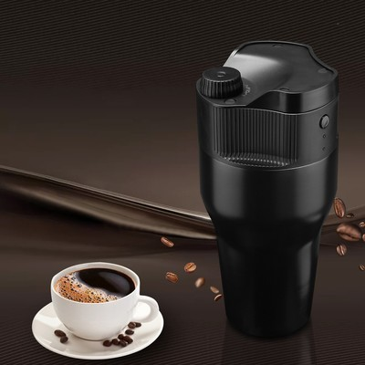 Portable USB Electric Coffee Machine Coffee Maker Quick Brewing Coffee