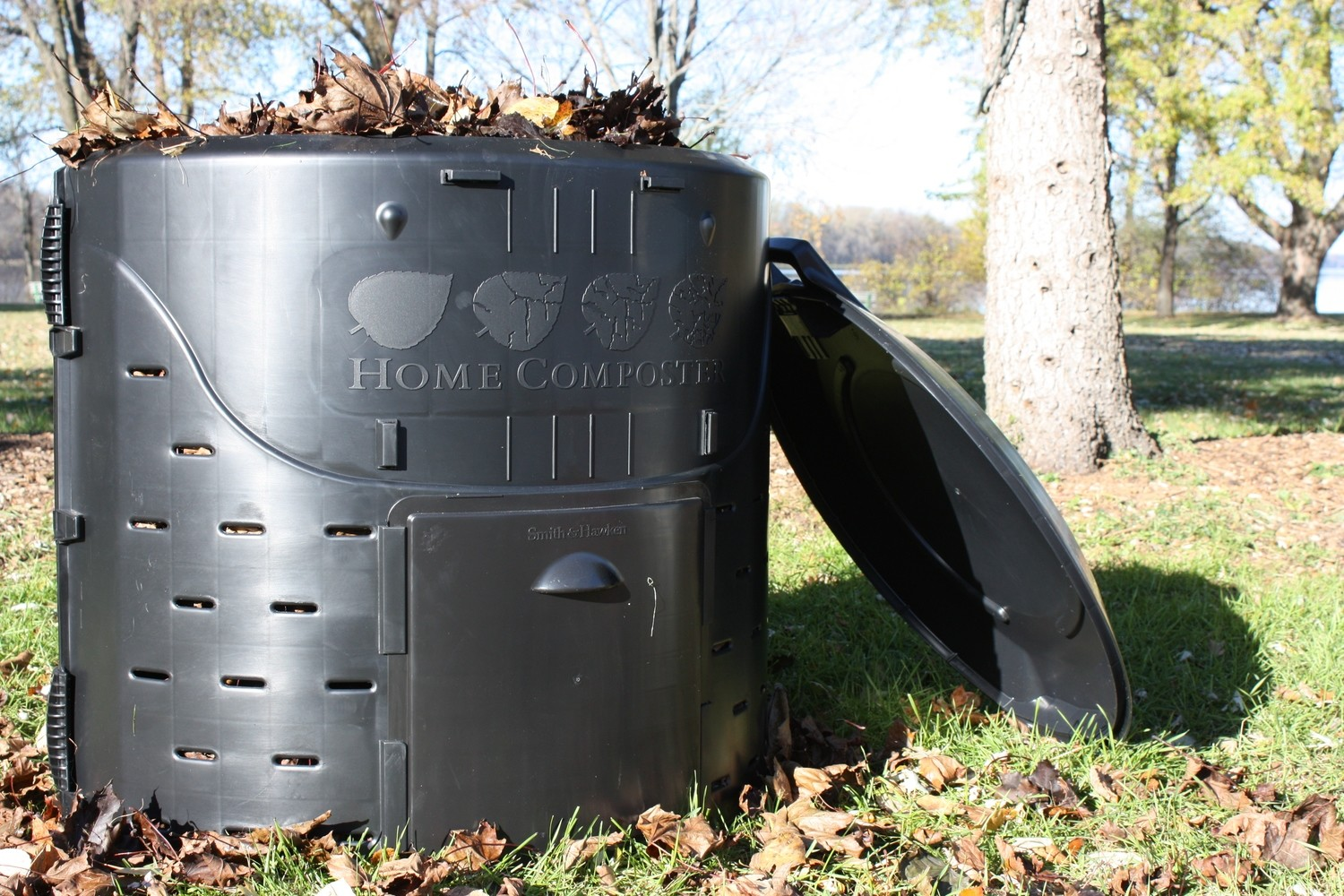 Crystal Waters Project Home Composter