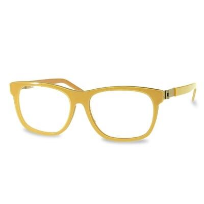 Acetate FFA983 Yellow-Honey   (52-15-135 mm)