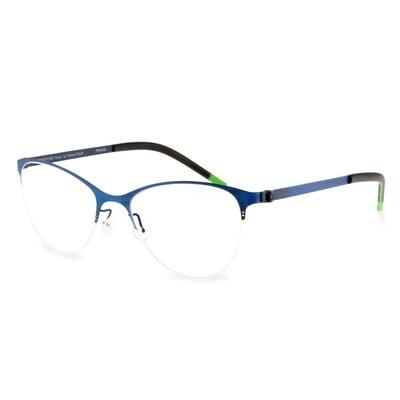 Green Semi Rim FFA 913 Blue Brush  (50-18-135 mm)