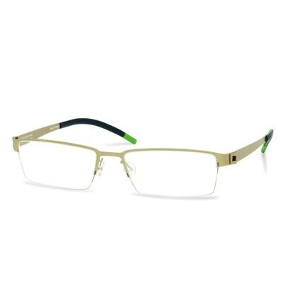 Green Semi Rim FFA 901 Gold   (54-18-140 mm)