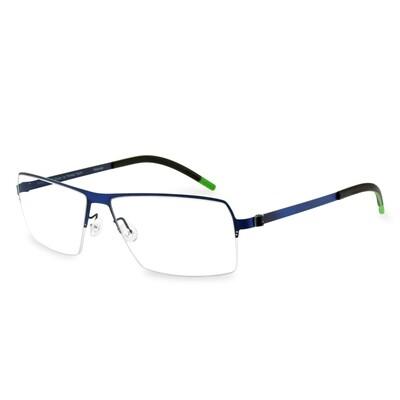 Green Semi Rim FFA 920 Blue Brush  (59-14-140 mm)