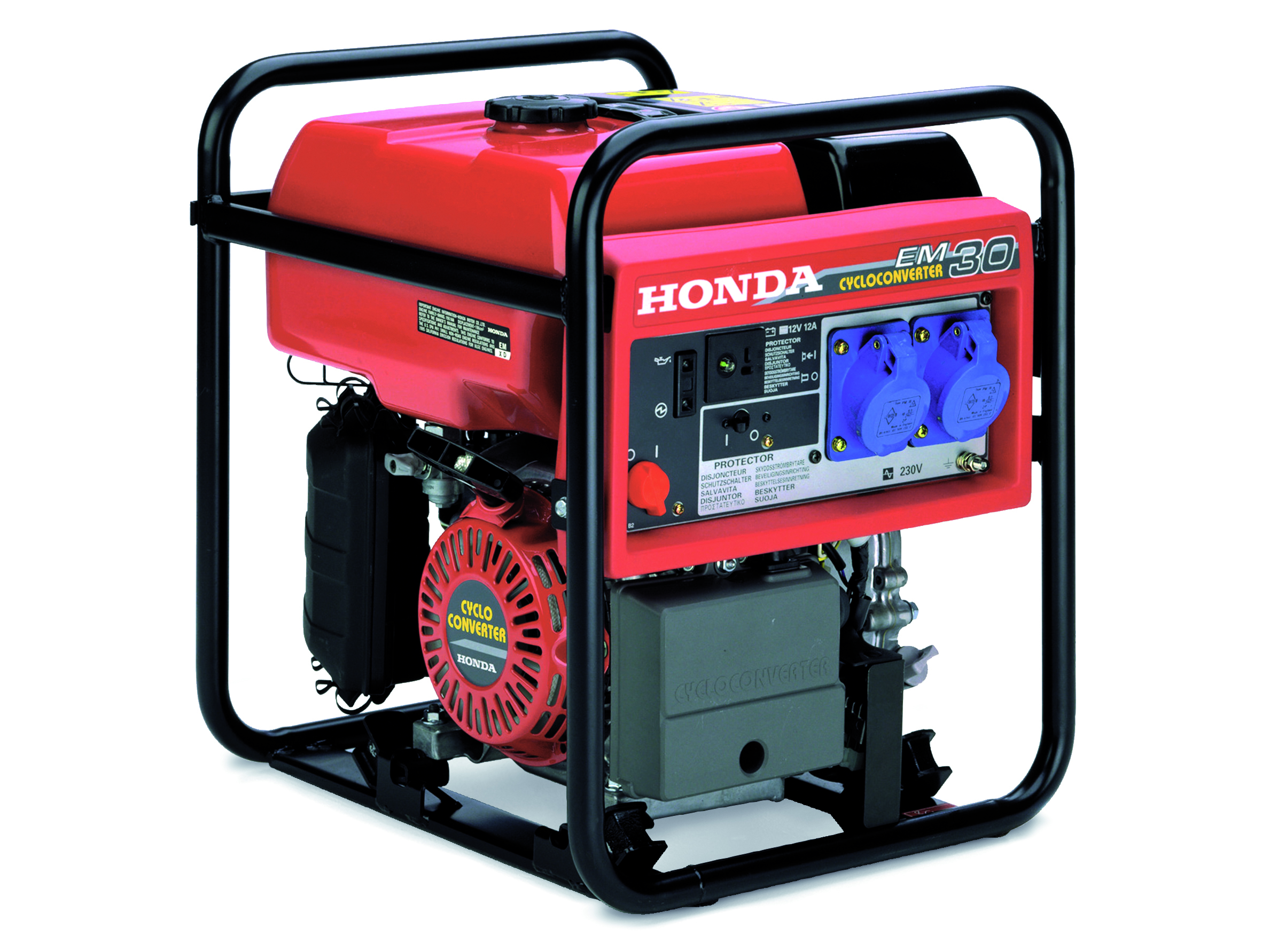 Honda EM30-generaattori H0007