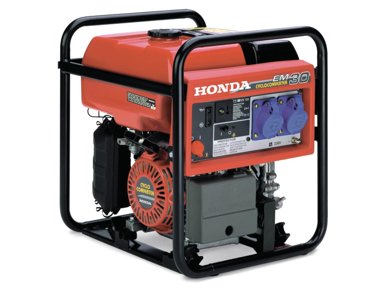 Honda EM30-generaattori