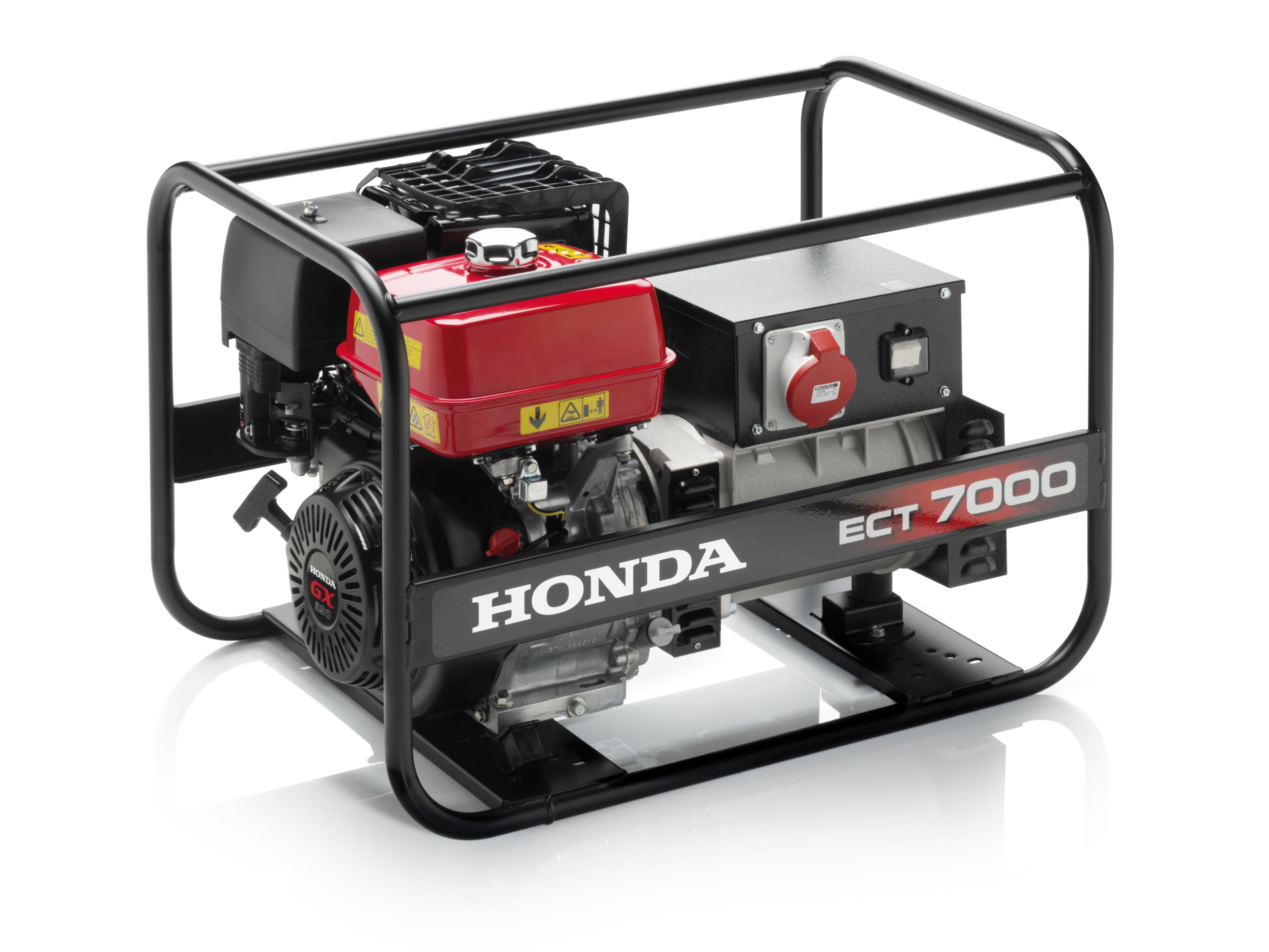 Honda ECT7000-generaattori H0010