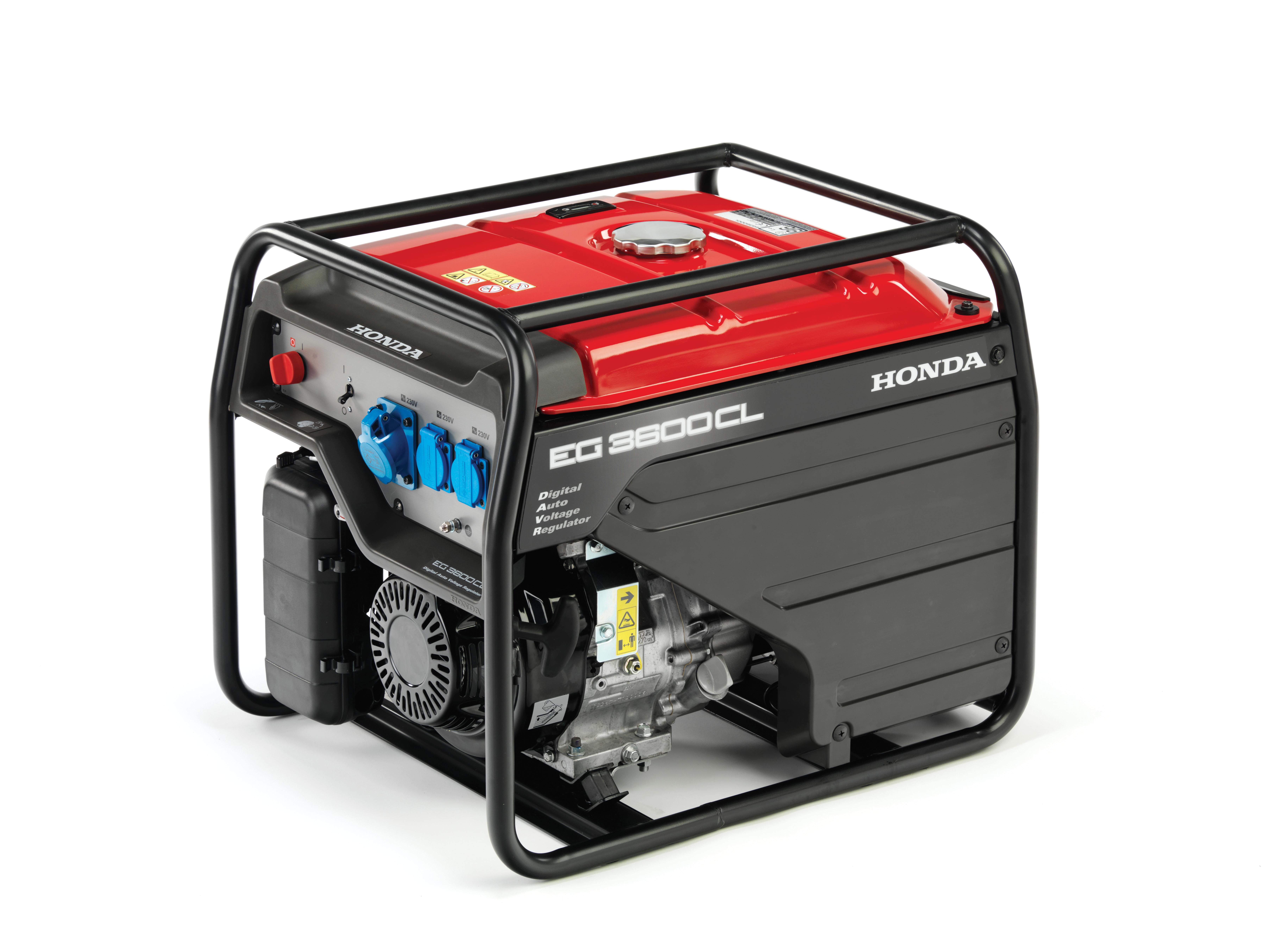 Honda EG3600-generattori H0008