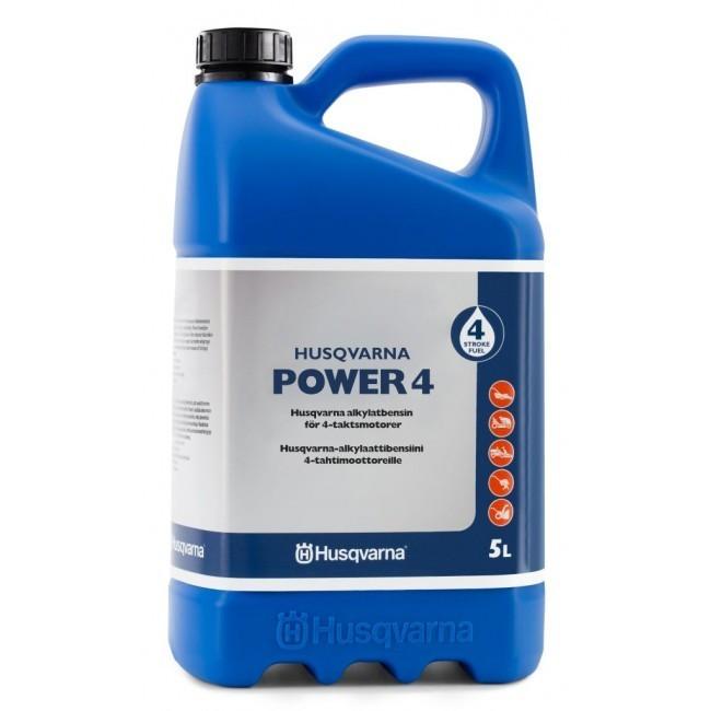 Husqvarna Power 4T polttoaine
