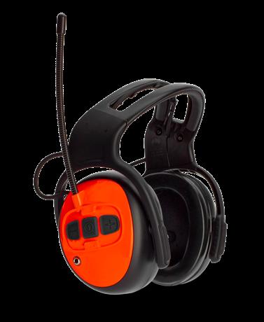 HUSQVARNA FM-radiolla varustetut kuulonsuojaimet HU0156