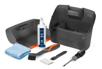 Husqvarna automowerin huolto- ja puhdistussarja