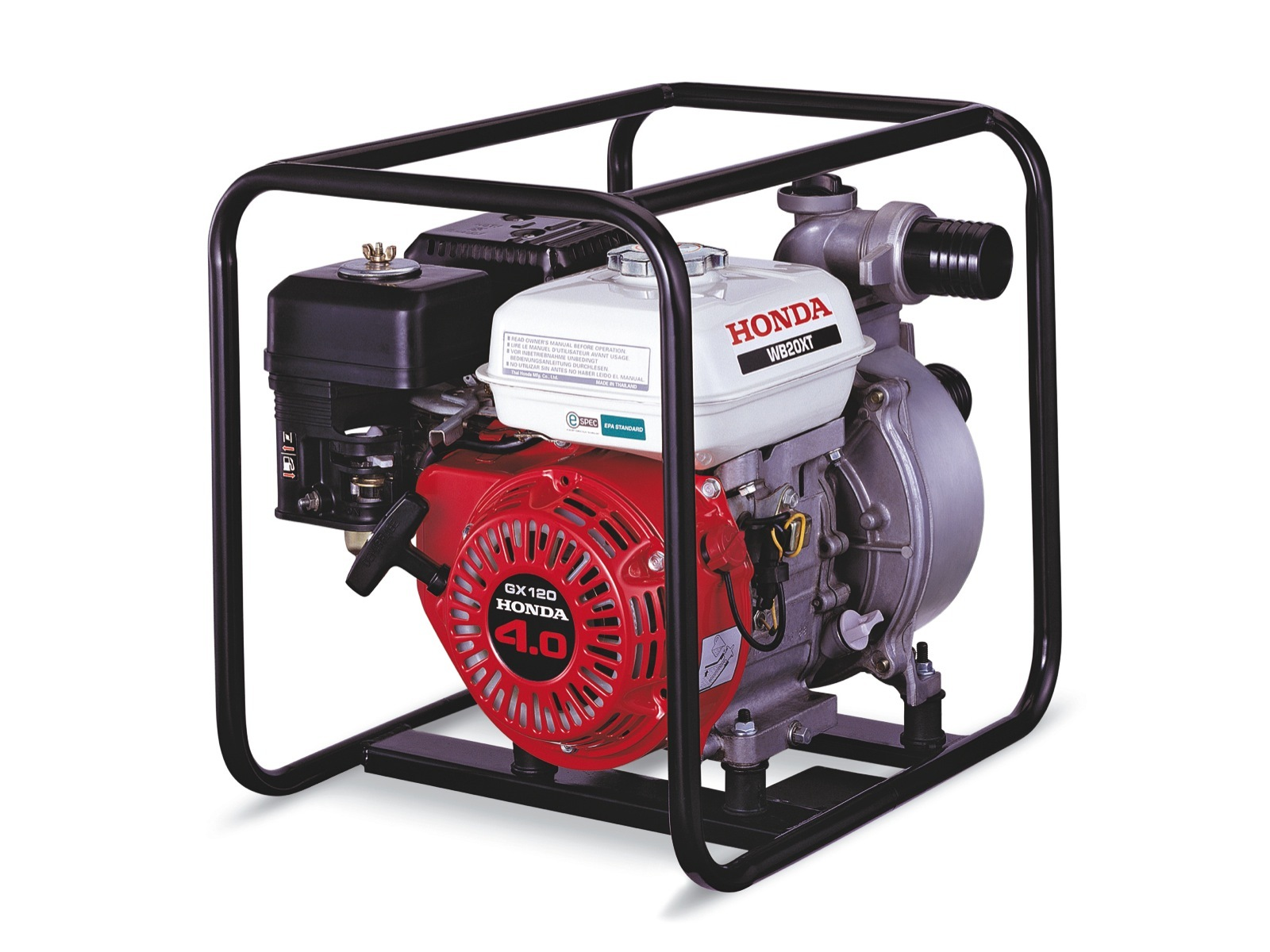 Honda WB20-pumppu 00002