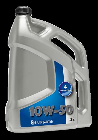 Husqvarna moottori- ja vaihteistoöljy SAE 10W-50 4L