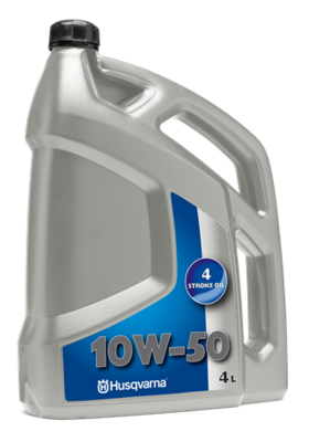Husqvarna moottori- ja vaihteistoöljy SAE 10W-50
