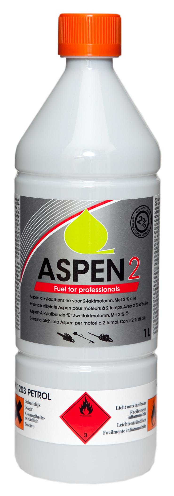 Aspen 2T 1L pienkonebensa A0294