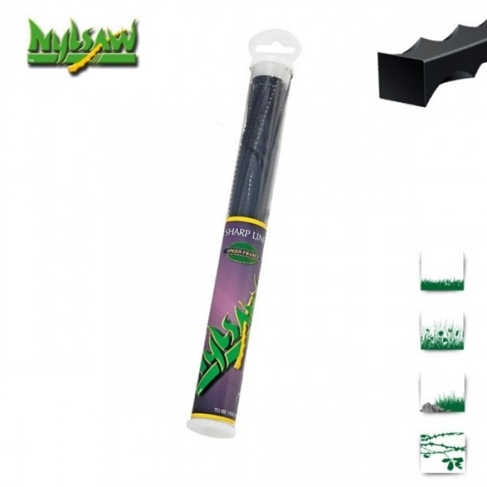 NYLSAW TRIMMERISIIMA 3 mm 26cm 35 kpl