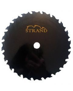 Strand Raivaussahanterä 200 X 20 MM Terä on sertifioitu max 12000 rpm.