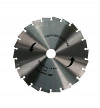 Raivaussahanterä 200mm / 25,4mm (1