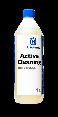 Husqvarna Active Cleaning -Työvaate/Työkone pesuaine 1L