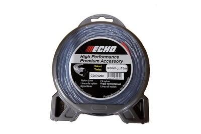 Echo Titanium Spiral Siima 3 mm 15 m