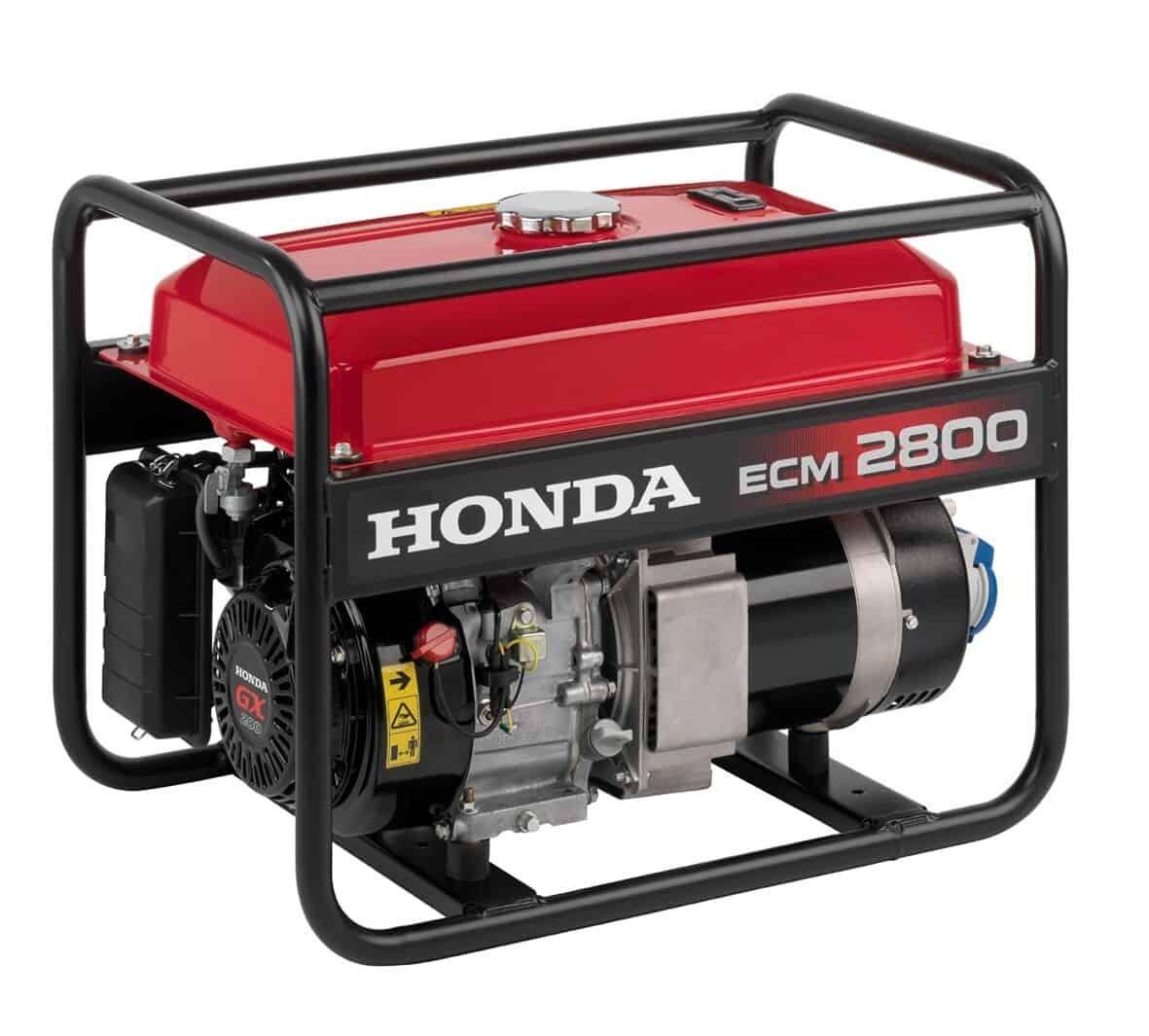 Honda ECM2800-generaattori