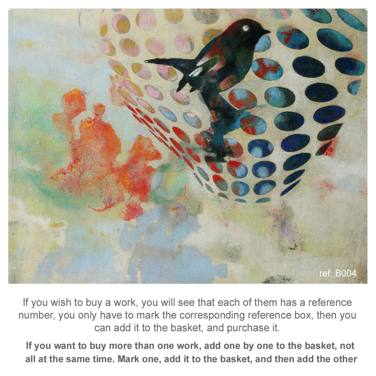 BIRDS (paintings)