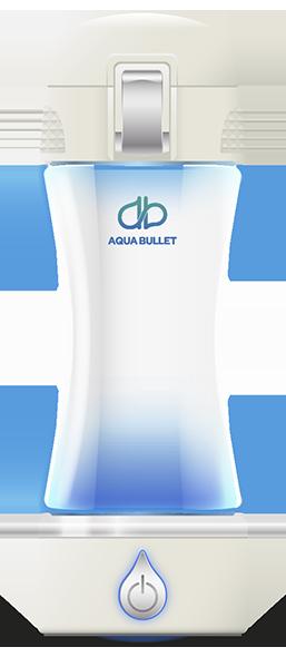 Генератор водородной воды Aqua Bullet Sport 00001