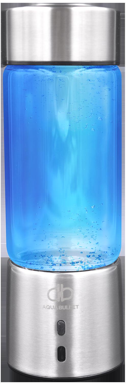 Портативный генератор водородной воды Aqua Bullet Steel 00005