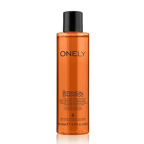 ONELY The Botanical Shampoo Увлажняющий шампунь 10 в 1