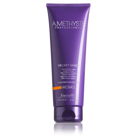 AMETHYSTE Маска для сухих и ослабленных волос Hydrate Velvet