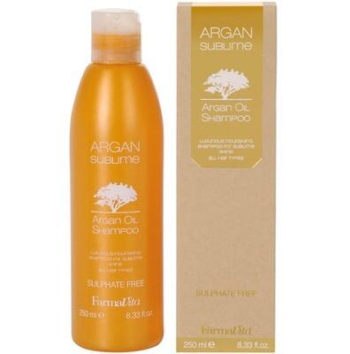ARGAN Шампунь с аргановым маслом SUBLIME Shampoo