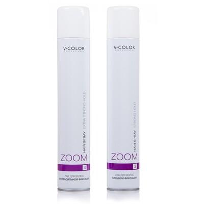 Zoom Лак для волос