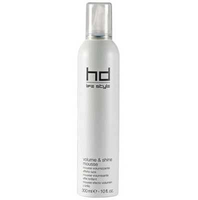 HD Мусс для объема и блеска Volume & shine mousse