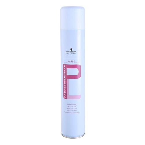 Schwarzkopf Professional / Лак для волос сверхсильной фиксации Professionnelle 500 мл