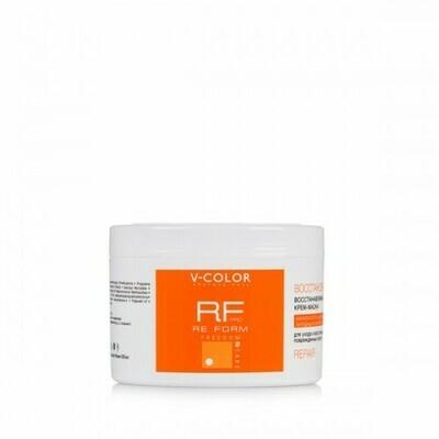 RE FORM Крем-маска для поврежденных волос