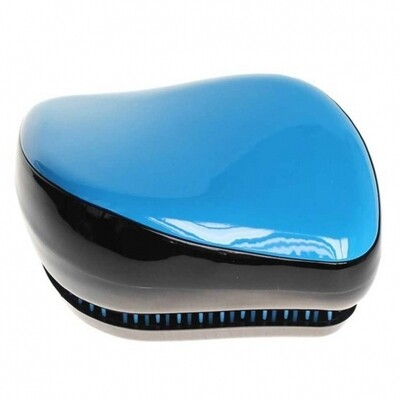 Щётка массажная футляр Compact Styler Голубая