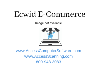 Ecwid E-commerce Plans