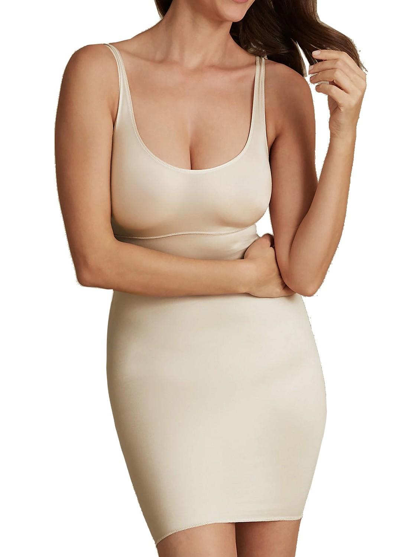 Almond Secret Slimming Medium Control Full Slip