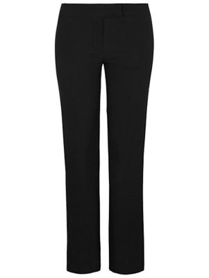 Black Bootcut Trousers George