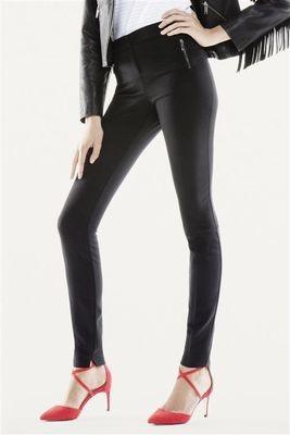Black skinny trousers Next