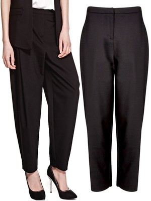Pleat Front Trousers by M&S Limited Edition