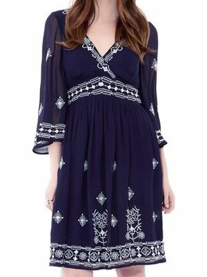 Cristabel Embellished Dress