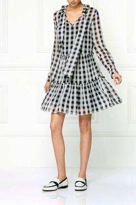 Next Gingham Dress