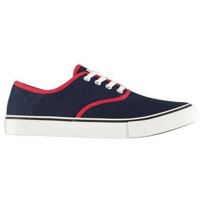 Lee Cooper Canvas Val Shoes Unisex