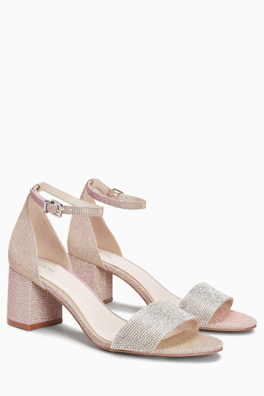 Shimmer Glitz Next Sandals