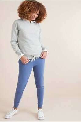 Blue Jersey Joggers