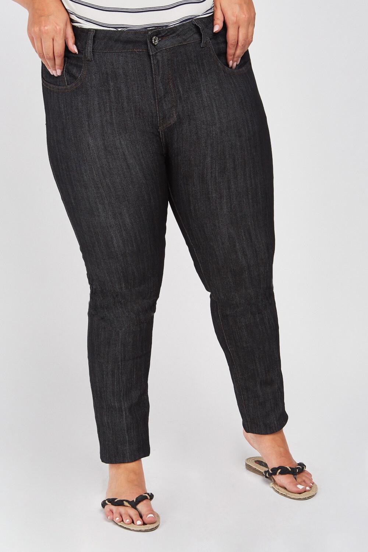 Skinny Black Fit Jeans