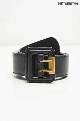 Pretty little thing buckle belt