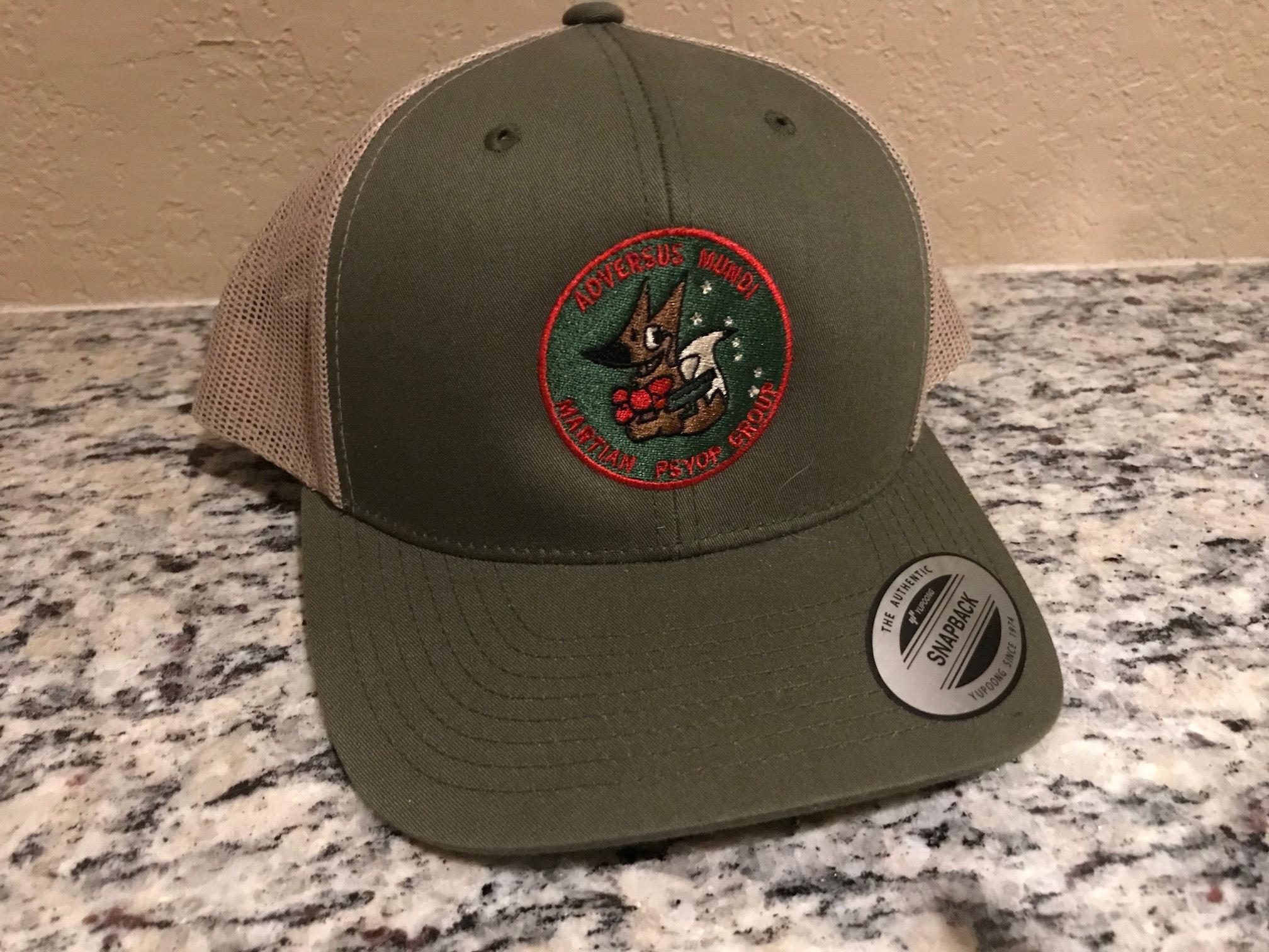 Foxford Hat 00001
