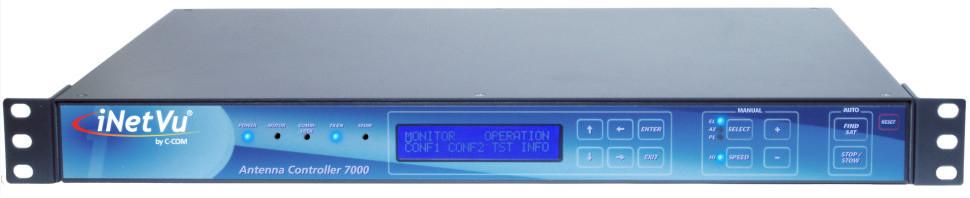 iNetvu ANTENA CONTROLLER 7000 Ver 1.2