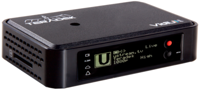 Teradek VidiU Pro H.264 Video Encoder 4 Livestream Ustream