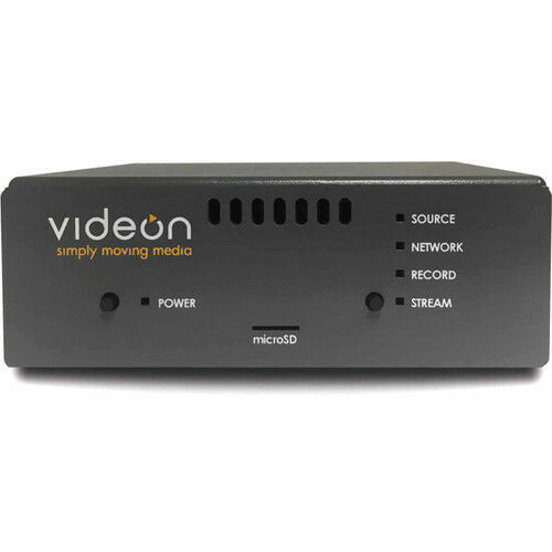 4K HEVC Video Encoder Videon Shavano | 4K HEVC Video Encoder SDI HDMI INPUT